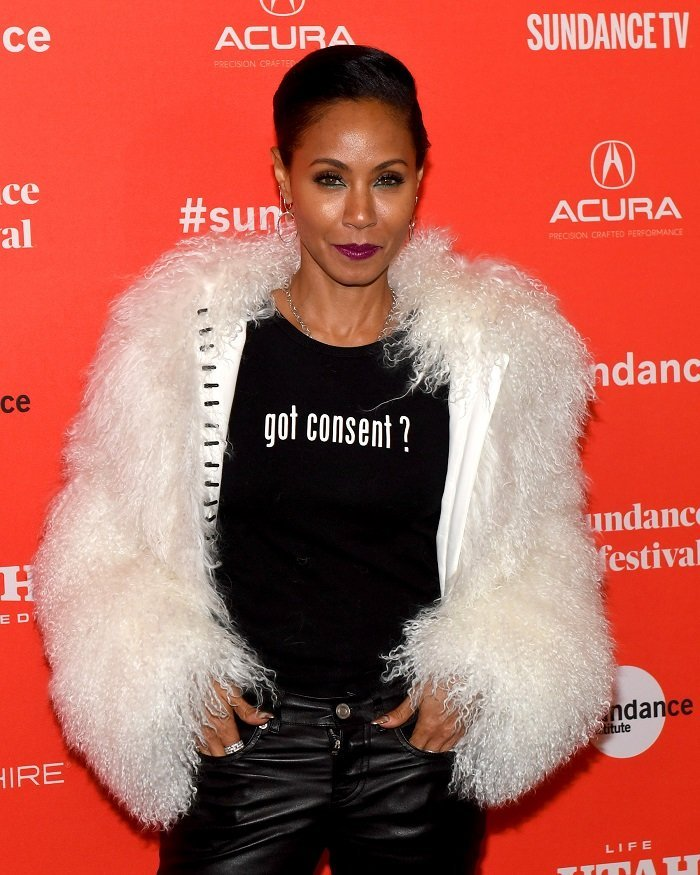 Jada Pinkett Smith l Picture: Getty Images.