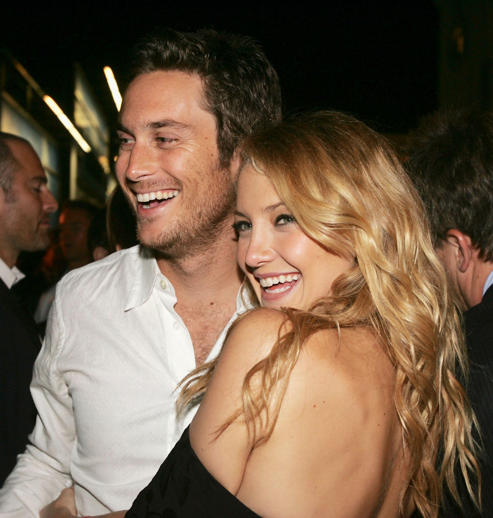 Image Credits: Getty images/ Oliver Hudson and Kate Hudson