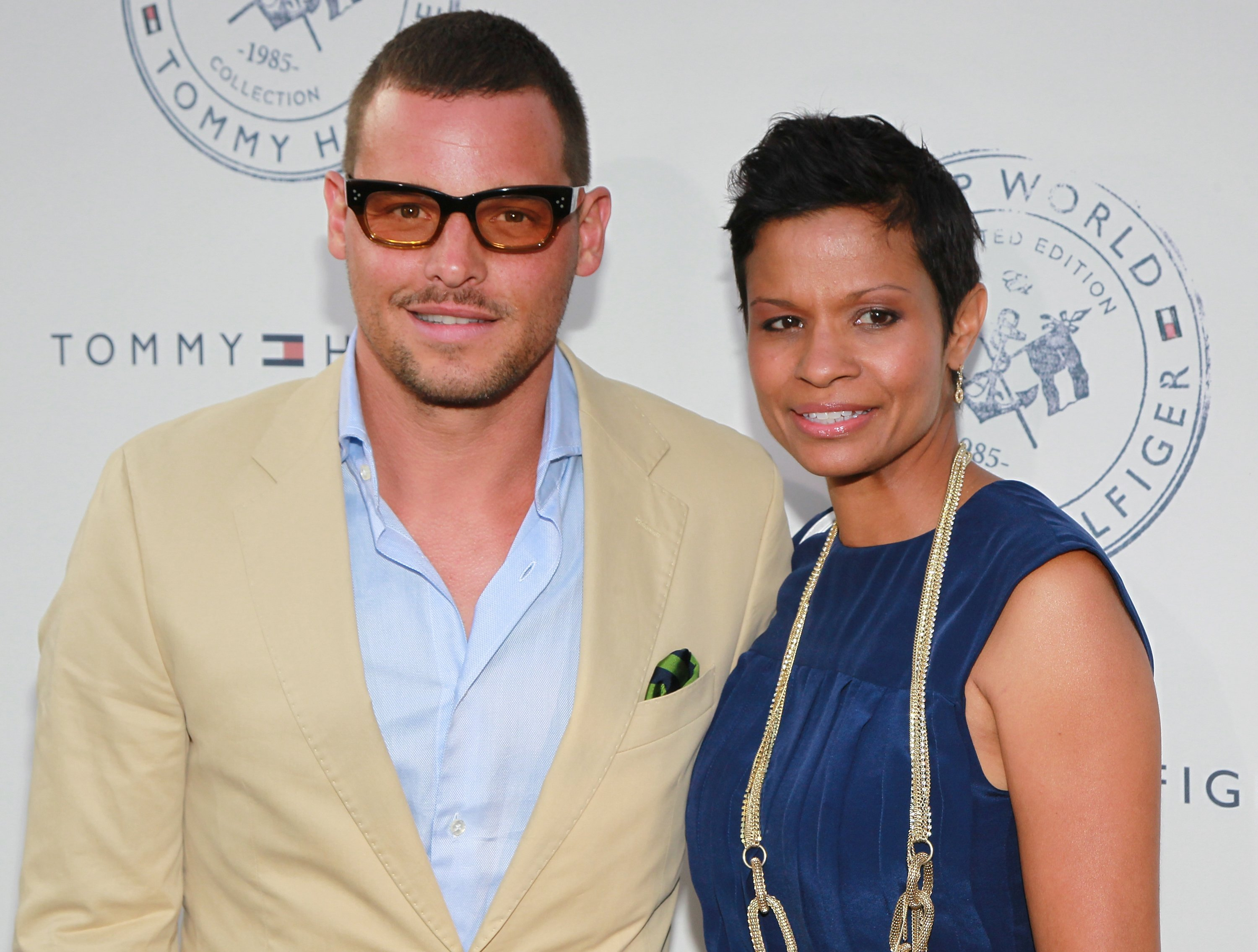 Justin Chambers and Keisha Chambers on June 9, 2011 in Los Angeles, California | Source: Getty Images/Global Images Ukraine