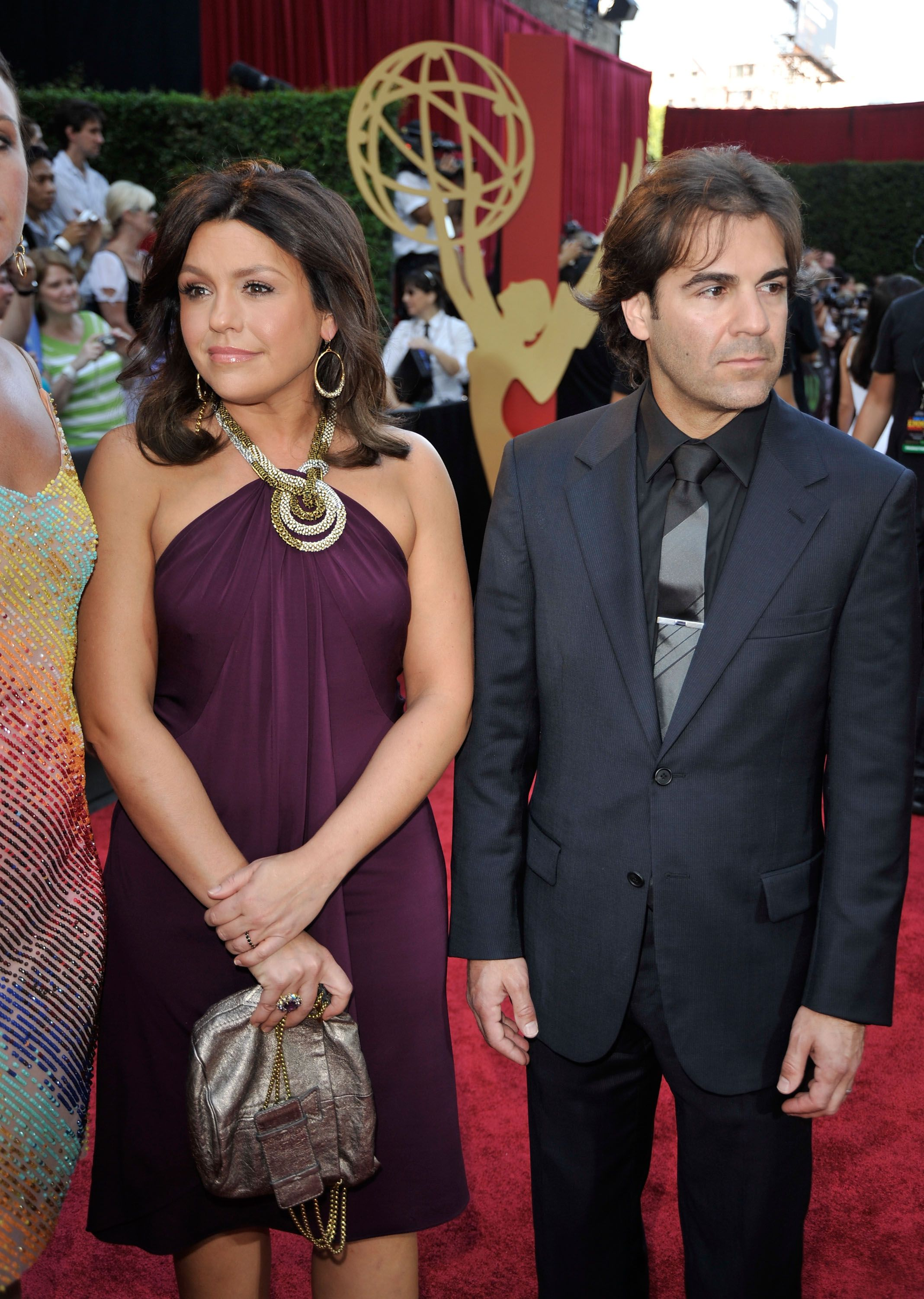 Rachael Ray and John Cusimano at the 36th Annual Daytime Emmy Awards in 2009 in Los Angeles | Source: Getty Images