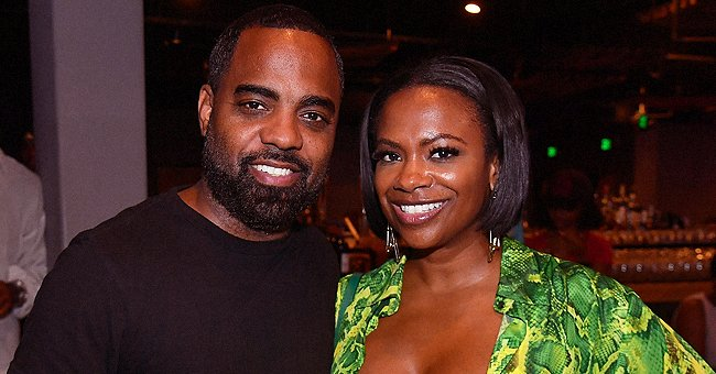 Watch Kandi Burruss' Daughter Blaze Try to Walk and Talk While Dad Todd Tucker Babysat Her in an Adorable New Video