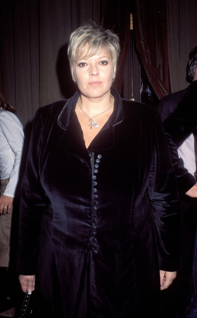 L'animatrice Laurence Boccolini. | Photo : Getty Images