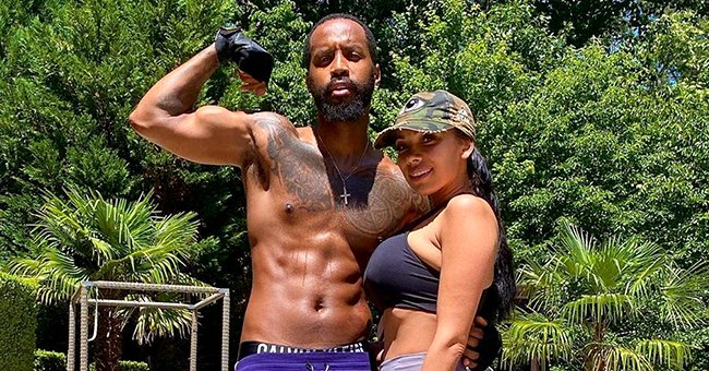 Erica Mena of 'Love & Hip Hop' and Safaree Samuels Shows off Their Fit Bodies in a Photo