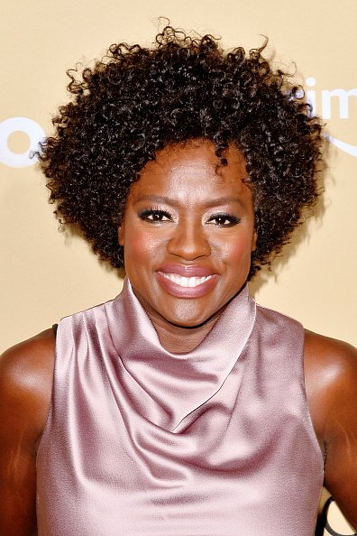 Viola Davis at The Grove on January 13, 2020 in Los Angeles, California. | Photo: Getty Images