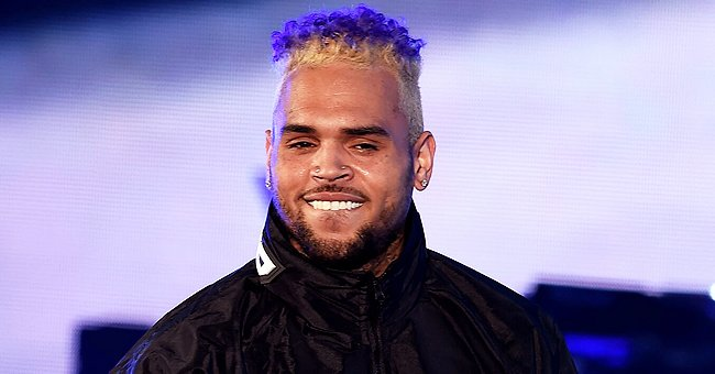 Chris Brown's 3-Month-Old Son Aeko Smiles While Sleeping in Video Shared by His Dad Featuring His Mom Ammika Harris' Voice