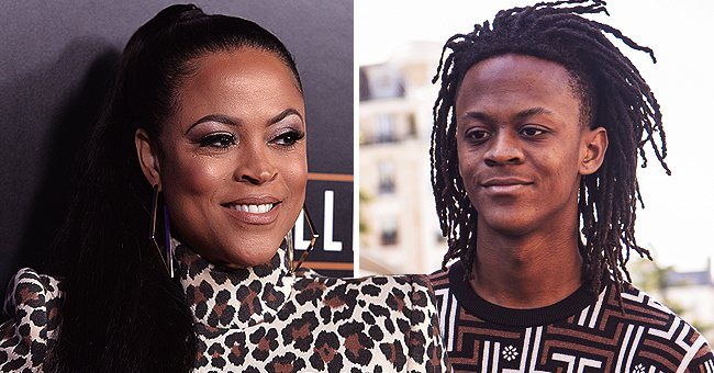 Shaunie O'Neal Shares under Armour Ad Featuring Her Oldest Son Myles Who Is Pursuing Career as a Model