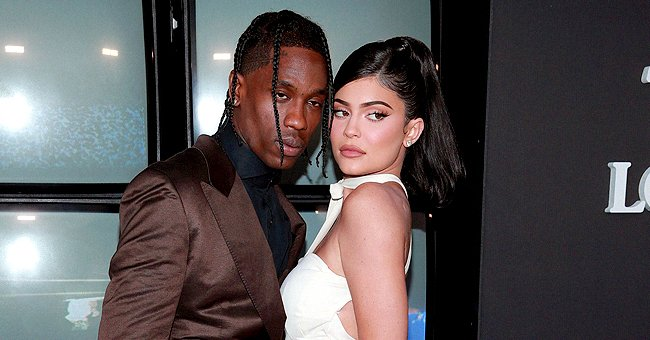 Entertainment Tonight: Kylie Jenner & Travis Scott Truly Enjoy One Another and Are in Love, Says Source