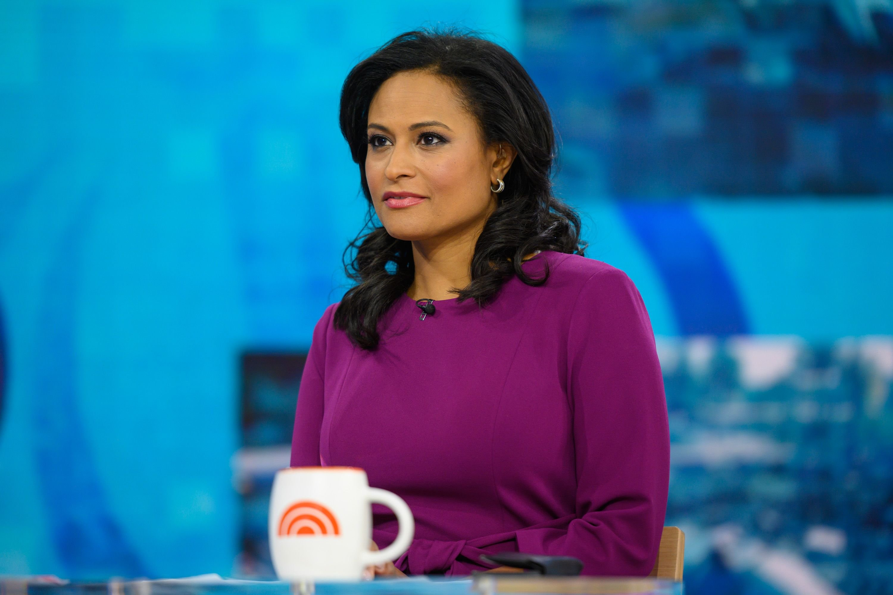 Kristen Welker at Today - Season 69 on Friday, January 10, 2020 | Photo: Getty Images