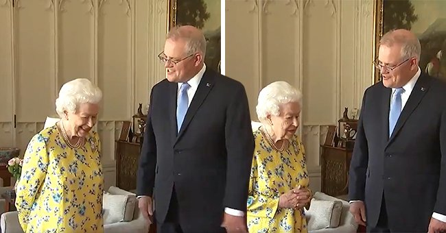 Queen Elizabeth Gets Shy As Australian Prime Minister Says She Was 'Quite the Hit' at G7 Summit