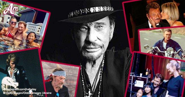 L'anniversaire de la mort de Johnny Hallyday: l'histoire des derniers mois difficiles de sa vie