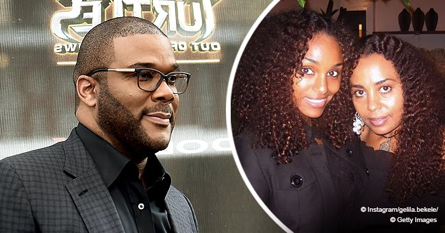 Tyler Perry's Girlfriend Gelila Bekele Shares Pic with Her Mom, Proving That Beauty Runs in the Family