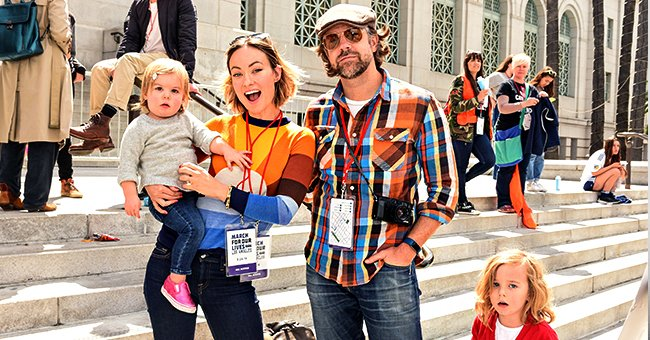 See the Rare Photo Olivia Wilde Shared of Her Two Kids Amid Split From Jason Sudeikis