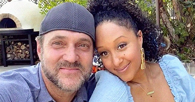 Tamera Mowry Says Family Is Her 'World' & 'Reason for Everything' in Post with Husband & Kids