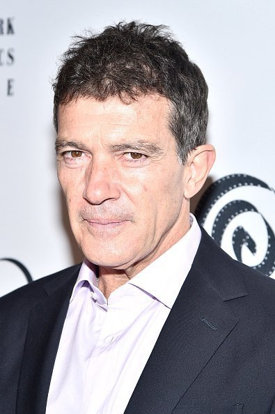 Antonio Banderas attends the 2019 New York Film Critics Circle Awards at TAO Downtown on January 07, 2020 in New York City | Photo: Getty Images