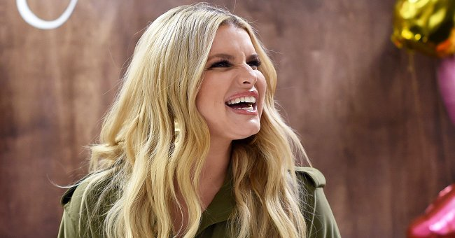 Jessica Simpson Swims with Her Kids in New Photos Shared by Husband Eric Johnson