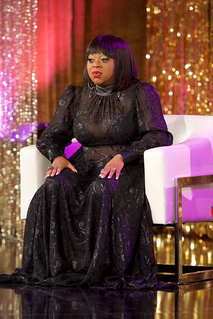 "Countess Vaughn at TV One's ""Hollywood Diva's"" Reunion Special Filming on July 13, 2016 in California 