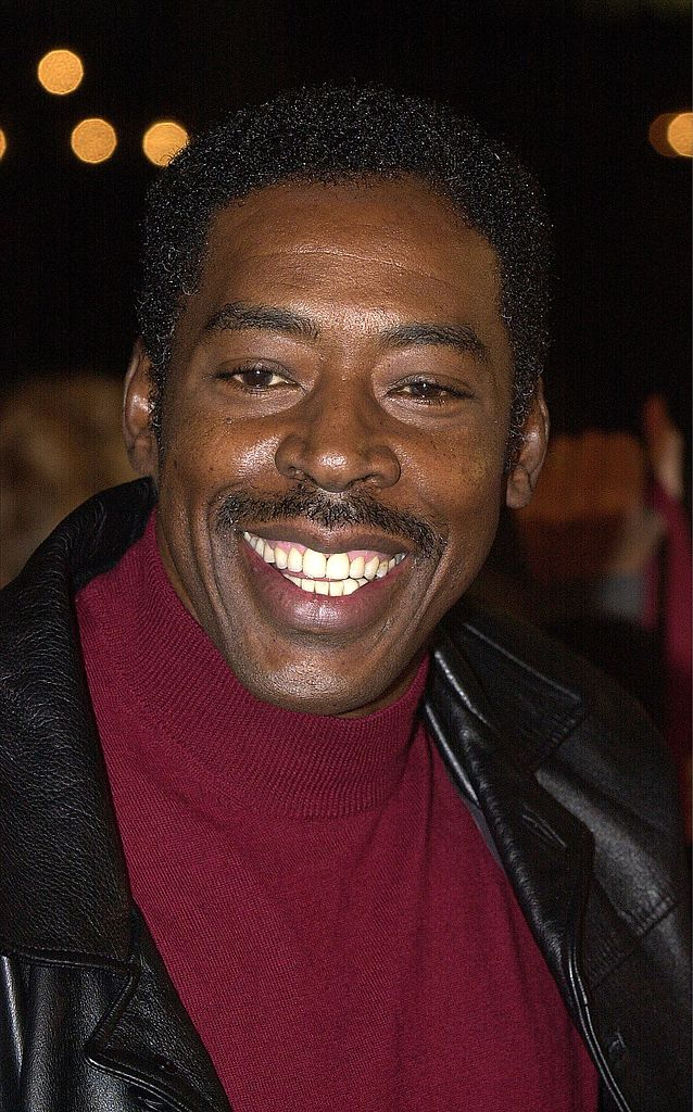 "Ernie Hudson at the premiere of ""Miss Congeniality"" on December 14, 2000 in Hollywood. 