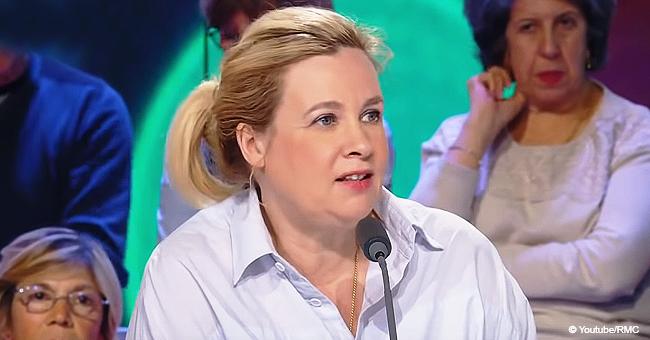 Hélène Darroze défend Laeticia Hallyday contre ceux qui l'accusent de mauvaise mère
