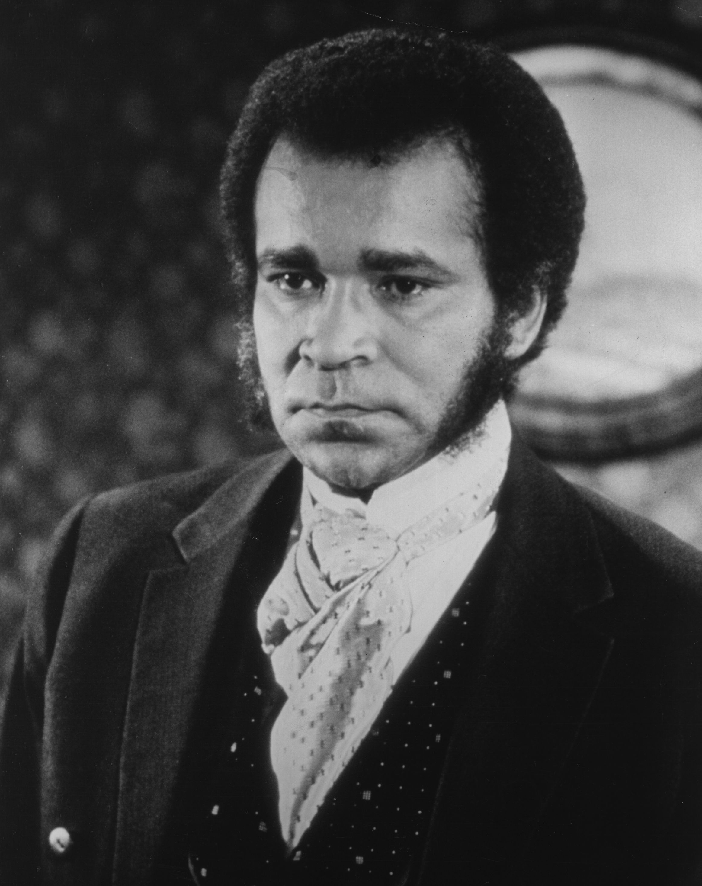 Greg Morris in a scene from 'Roots: the Next Generations', a continuation series of 'Roots', 1979 | Photo: GettyImages