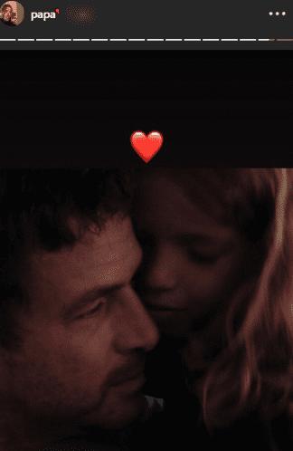 Philippe Zdar et sa fille Angelica | Photo : instagram/akan.e
