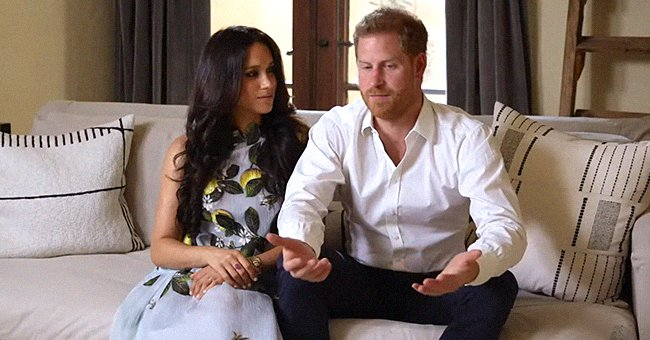 Daily Mail: Body Language Expert Says Prince Harry Looks Commanding & American in New Video