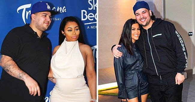 Rob Kardashian Now Looks Slimmer Than Ever — Before & After Photos of His Dramatic Weight Loss