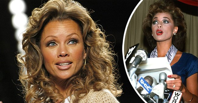 Pictures of actress, Vanessa Williams   Photo: Getty Images