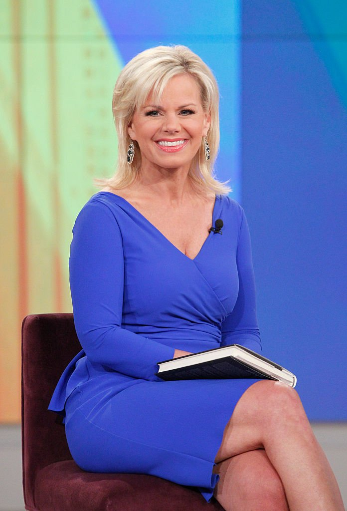 Gretchen Carlson are the guests today on Wednesday, June 17, 2015 on Walt Disney Television   Photo: Getty Images