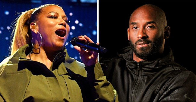 Queen Latifah Honored Kobe Bryant with Rap Verse during Her Performance at NBA All-Star Weekend