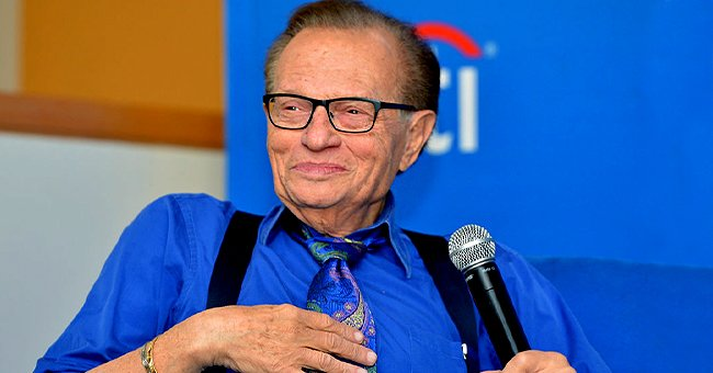 Larry King Once Revealed Why He Started Using Suspenders as a Signature Part of His Outfits