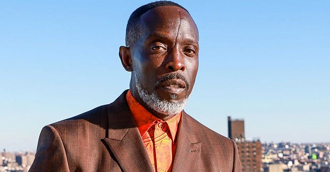 Michael K. Williams posing for the2021 Critics Choice Awards in the Brooklyn borough of New York City   Photo: Arturo Holmes/Getty Images for ABA
