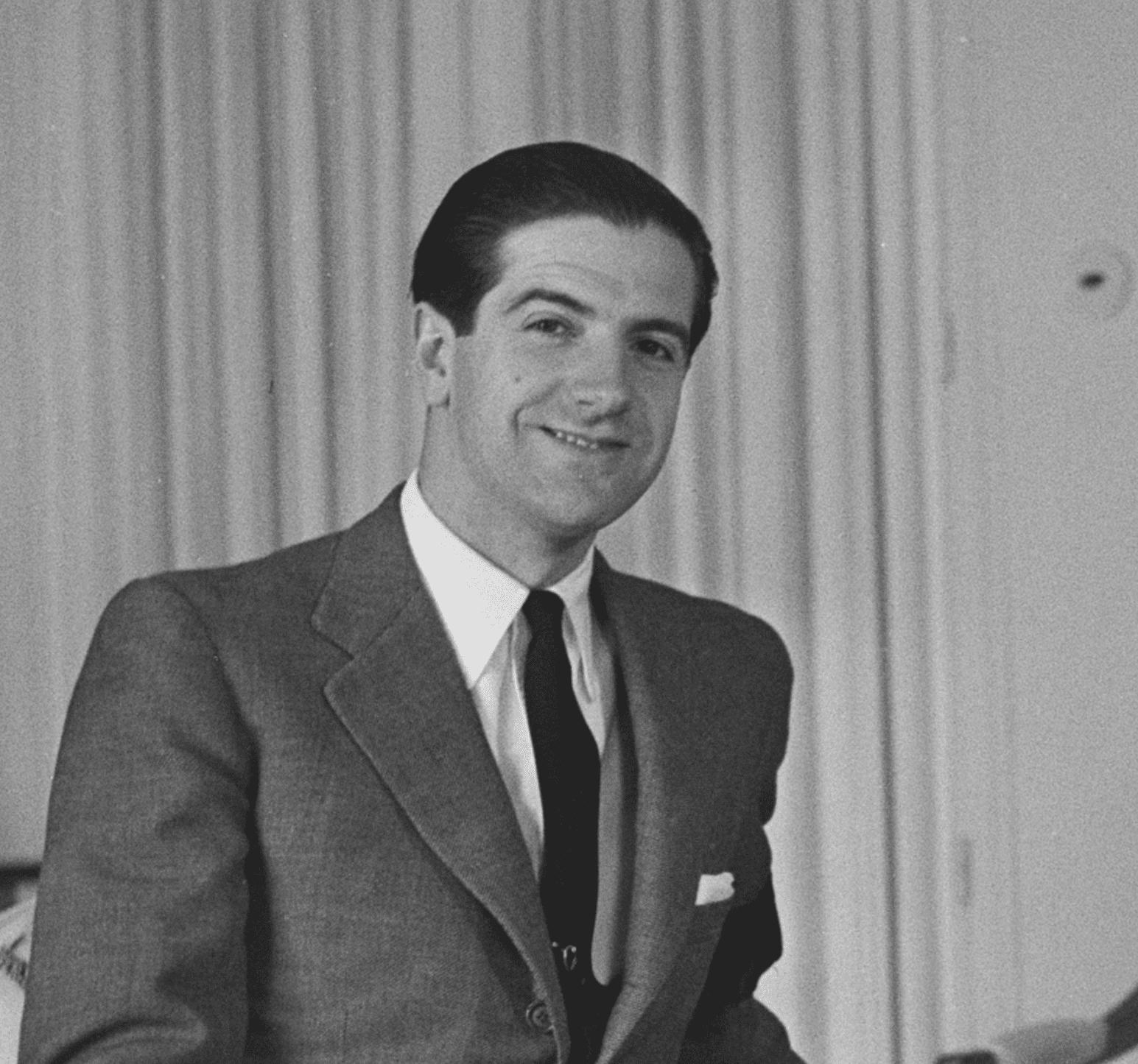 Luis Martínez de Irujo, primer esposo de la Duquesa de Alba || Fuente: Getty Images