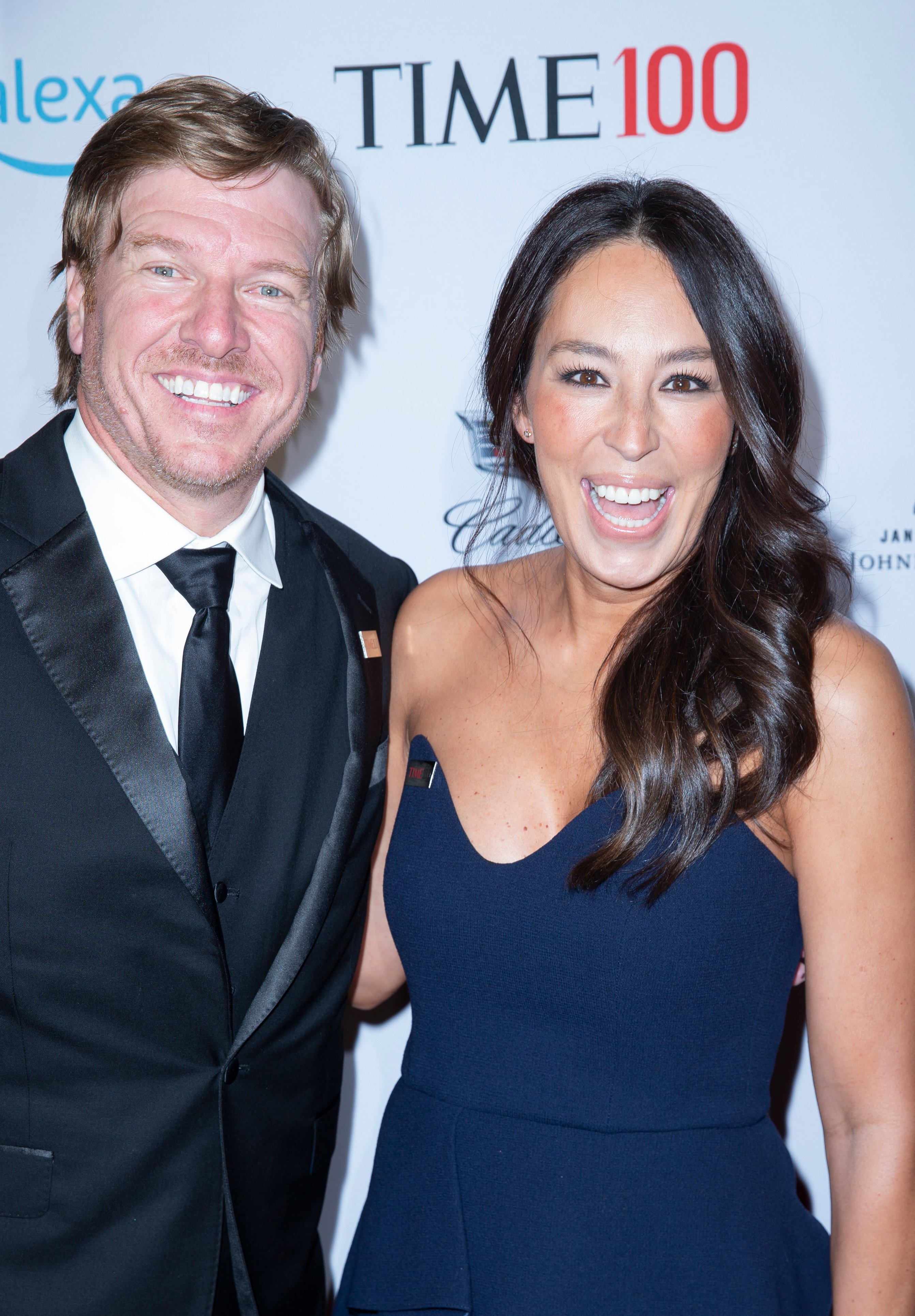 Chip Gaines and Joanna Gaines attend the TIME 100 Gala 2019 at Jazz at Lincoln Center | Photo: Shutterstock