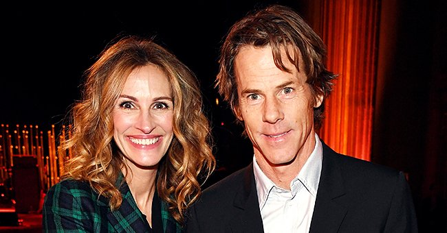 Julia Roberts Celebrates 18th Anniversary with Husband Daniel Moder in Rare Pic Together