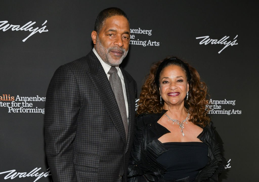 "Debbie Allen and Norm Nixon attend the Wallis Annenberg Center for the Performing Arts spring celebration, ""An Evening of Wicked Fun"" on May 2019 