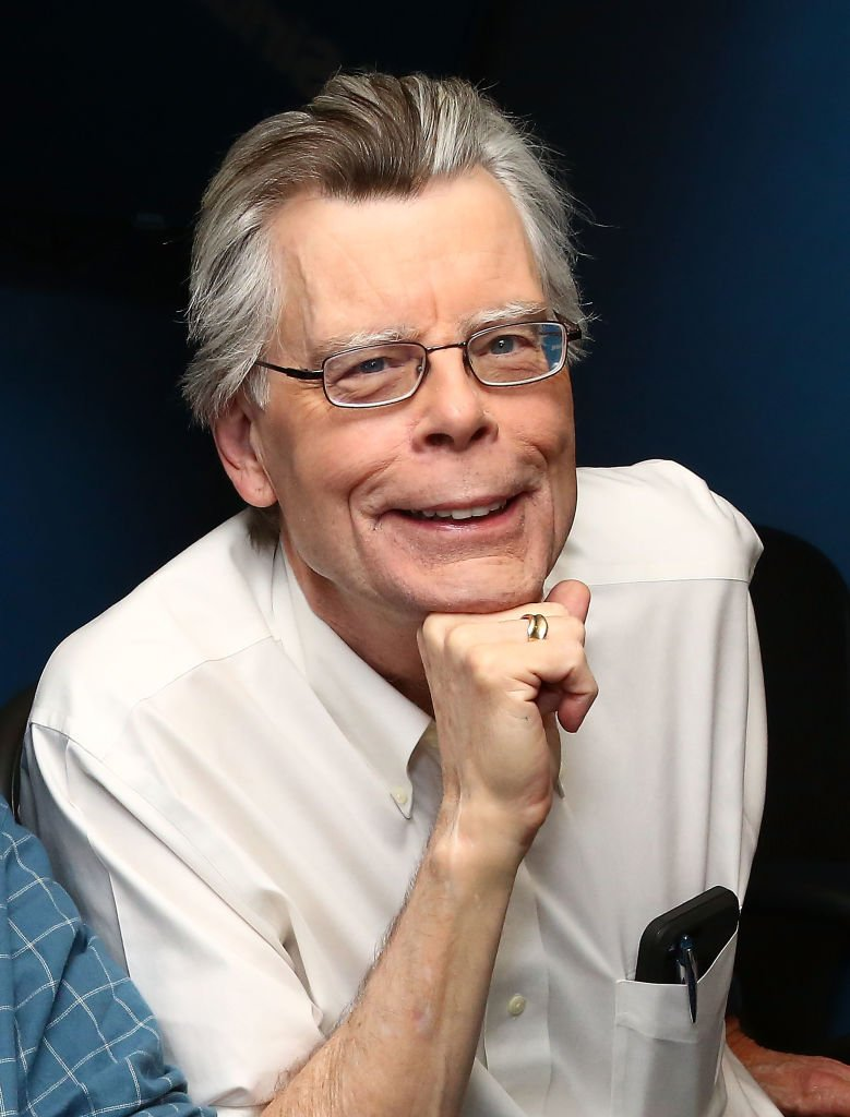 L'écrivain Stephen King. l Source : Getty Images