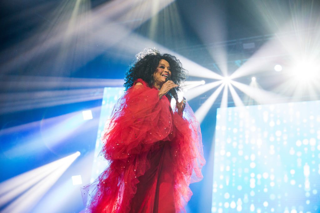 Diana Ross performs at the 'Keep the Promise' 2019 World AIDS Day Concert in November 2019| Photo: Getty Images