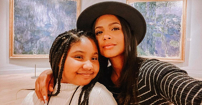 Christina Milian of 'Falling Inn Love' Shares Selfie with Daughter Violet, Showing off Their Uncanny Resemblance