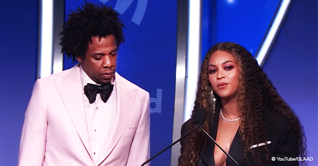 Beyoncé's Voice Cracks during Glaad Media Awards Speech as She Reveals Her Gay Uncle died of HIV