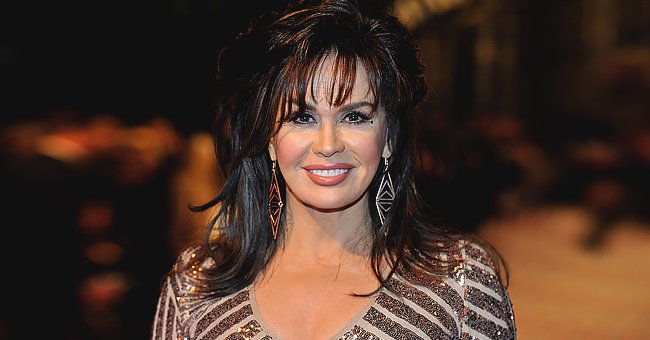 'The Talk' Co-host Marie Osmond Shows off Her New Harley-Davidson Motorcycle