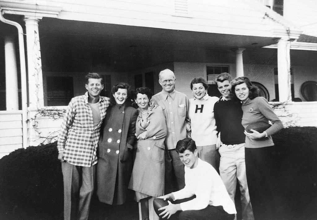 Die Kennedy-Familie, 1948 | Quelle: Getty Images