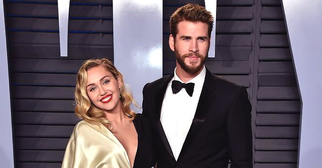 Liam Hemsworth's Brother Chris Seemingly Shades Miley Cyrus after Her Split from Liam