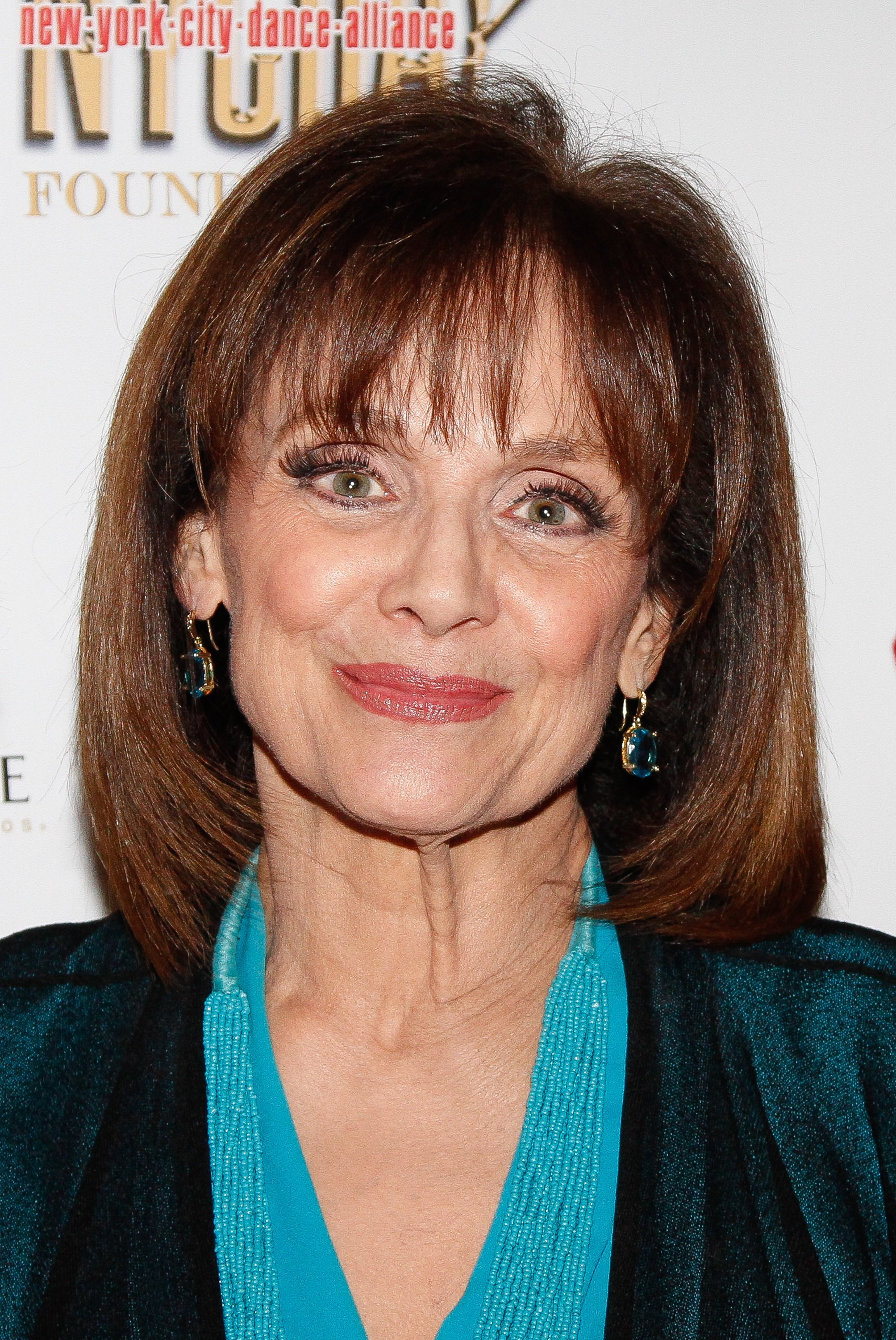 Valerie Harper during the 32nd Annual Fred And Adele Astaire awards at NYU Skirball Center in New York City. | Source: Getty Images