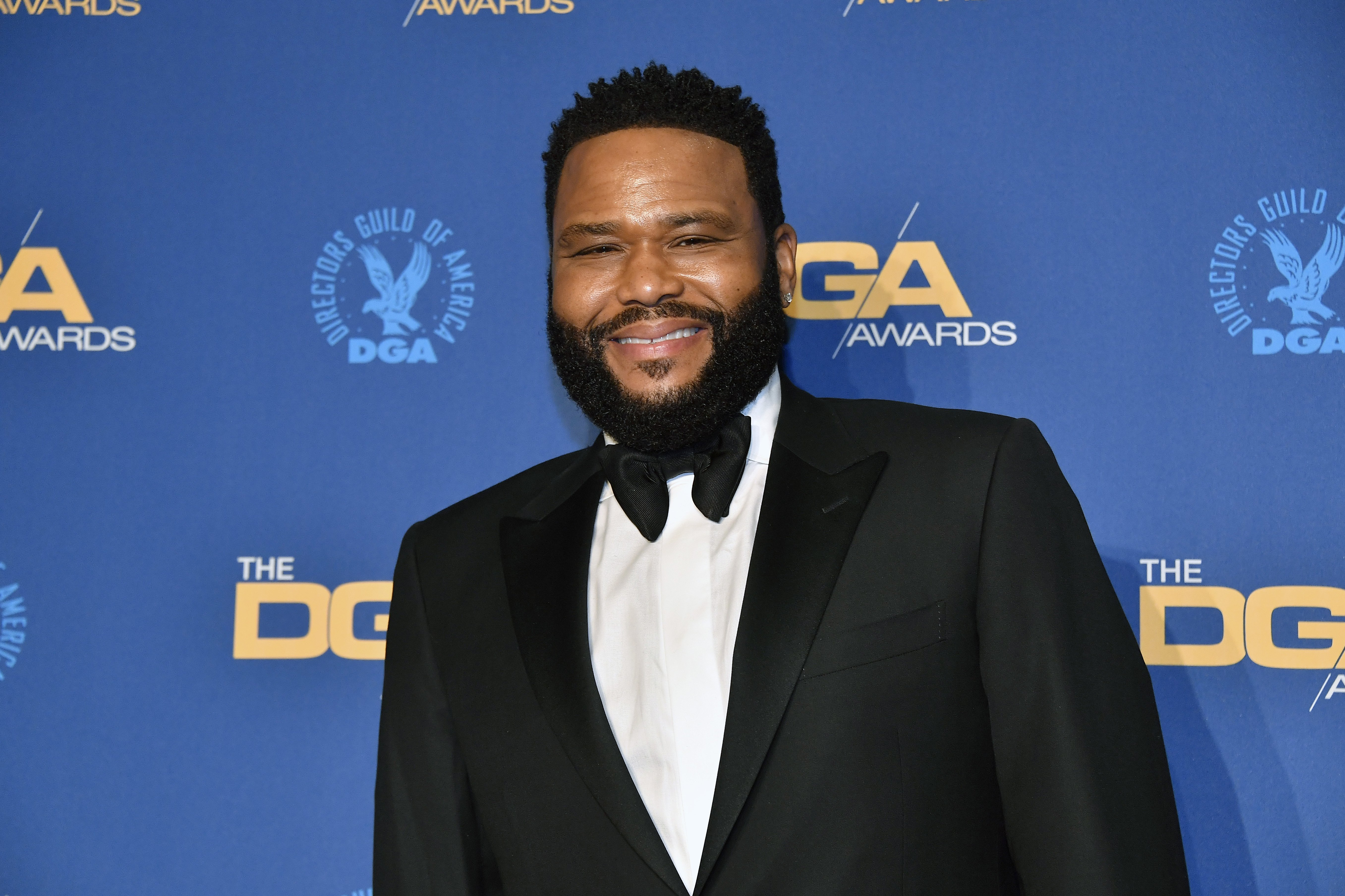 Anthony Anderson at the 72nd Annual Directors Guild of America Awards at The Ritz Carlton on January 25, 2020 in Los Angeles, California. | Source: Getty Images