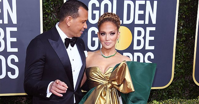 Alex Rodriguez Writes Supportive Post to Jennifer Lopez after She Lost Her Golden Globes Category for 'Hustlers' Role