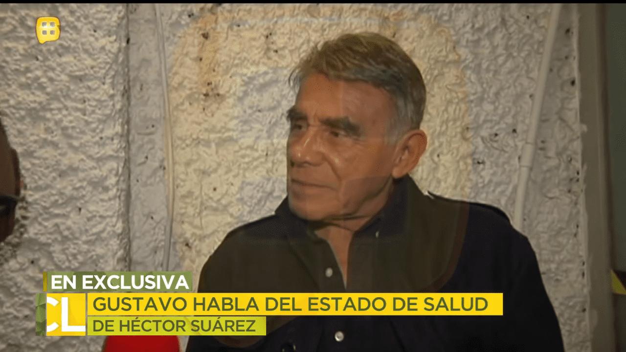 Héctor Suárez │Imagen tomada de: YouTube / Ventaneando