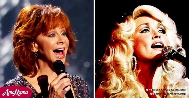 Reba McEntire totally bewitched fans with her Dolly Parton's 'Hard Candy Christmas' cover