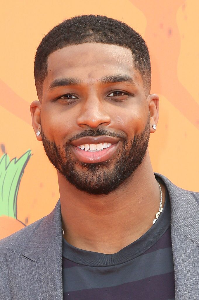 Tristan Thompson at the Nickelodeon Kids' Choice Sports Awards held at the UCLA's Pauley Pavilion on July 14, 2016, in Westwood, California | Photo: David Livingston/Getty Images