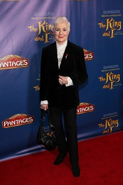 Actress Shirley Jones at at the Pantages Theatre on December 15, 2016 in Hollywood, California. | Photo: Getty Images
