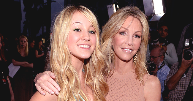 People: Heather Locklear Still Has a 'Loving' Relationship with Daughter While Going through Rehab